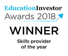 Education Investor Winner 2018