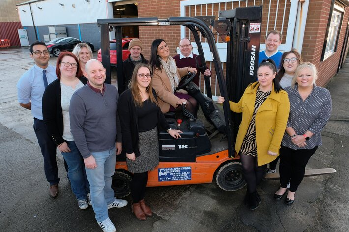 Total Training Limited in Hartlepool